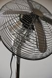 Chrome fan Stock Photography