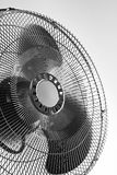 Chrome fan detail Royalty Free Stock Photo