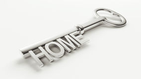 Home Key Royalty Free Stock Photography