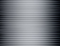 Chrome lines Stock Photography