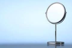 Chrome Makeup Mirror Stock Photos