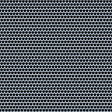 Chrome mesh. A large image a nice new chrome or steel grill or metal mesh Stock Image