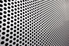 Chrome metal texture Royalty Free Stock Photography