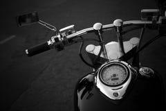 Chrome Motorcycle Stock Photos