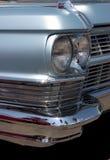 Chrome & Paint. Cadillac Eldorado Close-Up, front corner, classic Royalty Free Stock Photos