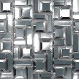 Chrome-patroon vector illustratie