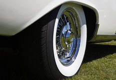 Chrome rims Royalty Free Stock Images