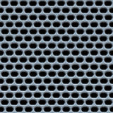 Chrome or steel mesh texture royalty free illustration
