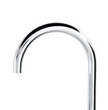 Chrome tap close up Royalty Free Stock Images