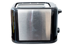 Chrome toaster isolated Stock Photography