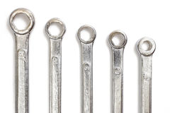 Chrome tools Royalty Free Stock Image
