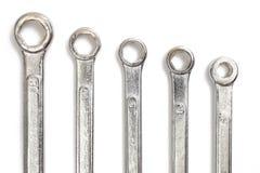 Chrome tools Royalty Free Stock Image