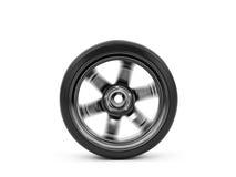 Chrome Wheels Royalty Free Stock Photos