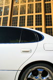 Chrome Wheels Royalty Free Stock Photo