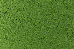 Chromium oxide marco background chemical Stock Image