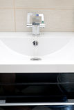 Chromium-plate tap Royalty Free Stock Photography