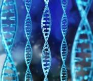 chromosome Espiral do ADN genome ilustração stock