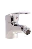 chromu faucet głowy swivel Fotografia Stock