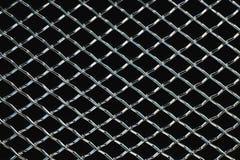 Chromu grille Obraz Royalty Free