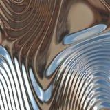 chromu metalu powierzchnia Fotografia Stock