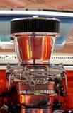 Chromu silnik Zdjęcie Royalty Free