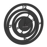 Chromu zegaru alarm ilustracji