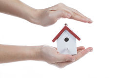 chronić twój dom Fotografia Stock