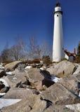 Chronienia Wisconsin Cenny ładunek Fotografia Stock