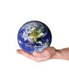 chronienia ziemski oszczędzanie Fotografia Royalty Free