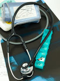 Chronische medizinische Behandlung Stockbild