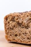 Chrono- pain de plan rapproché au-dessus du fond blanc Photographie stock libre de droits