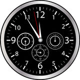 Chrono Watch Stock Photography