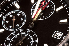Chronograph Royalty Free Stock Photos