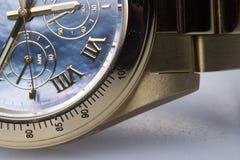 chronograph Arkivbild
