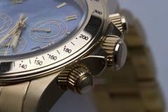 chronograph 7 Arkivbild