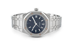 Chronograph watch Royalty Free Stock Image