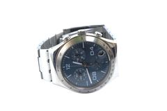 Chronograph watch isolated on Royalty Free Stock Image