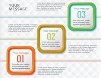 Chronologie-affaires Image libre de droits