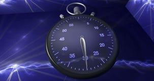 chronomètre banque de vidéos