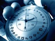 Chronomètre. Images libres de droits