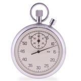 Chronomètre analogique Photographie stock libre de droits
