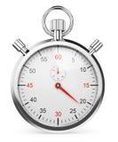 chronomètre 3D Image libre de droits
