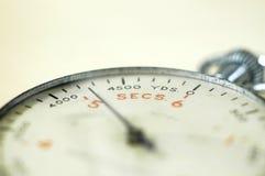 Chronomètre de torpille oblique Photo stock
