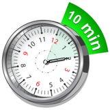 Chronomètre de vecteur Vecteur classique ENV 10 de chronomètre Photographie stock libre de droits