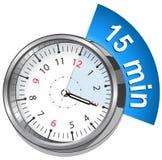 Chronomètre de vecteur Vecteur classique ENV 10 de chronomètre Photo libre de droits