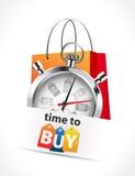 Chronomètre - heure d'acheter Photo stock