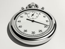 chronometer royaltyfri illustrationer