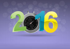 2016 chronometer Stock Photos