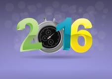 2016 chronometer Stock Photos