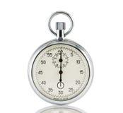 Chronometer met bezinning Royalty-vrije Stock Fotografie